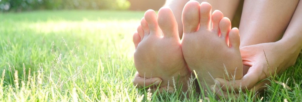 kurzajki na stopach